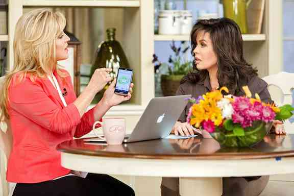 Win Net Nanny - as seen on the Marie Osmond Show!
